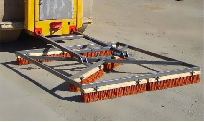 Drag Brooms for Grain Sweeping DB900