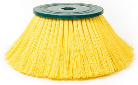 Rosmech Azura Poly Bristle Side Broom. GB22407