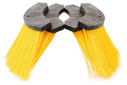 R6 Regen Sweeper, Poly Bristle Channel Brooms. GB024