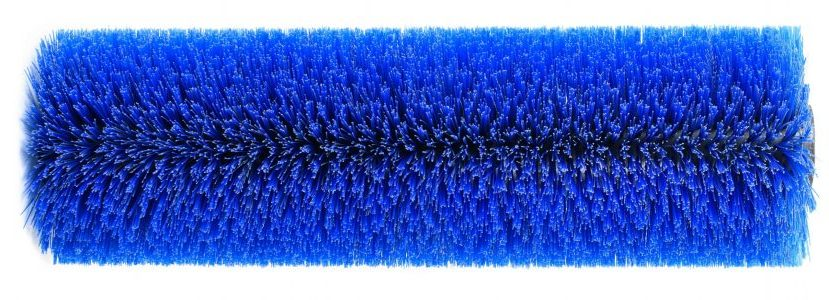 Scarab Mistral and Merlin Blue Poly Bristle Wide Sweep Imported Broom, 1035mm Long 310mm O.D. MB043P