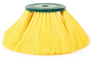 "Bucher Macdonald Johnston,12"" (305mm) Plastic Back gutter broom for 400 series Sweepers GB002"