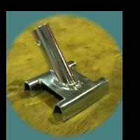 Galvanised steel ferrule